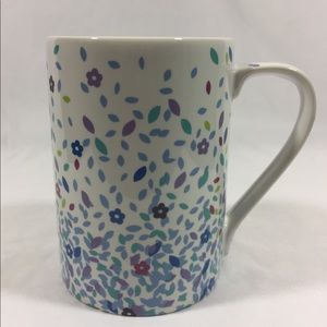 NWOT Cynthia Rowley Porcelain Coffee Tea Mug